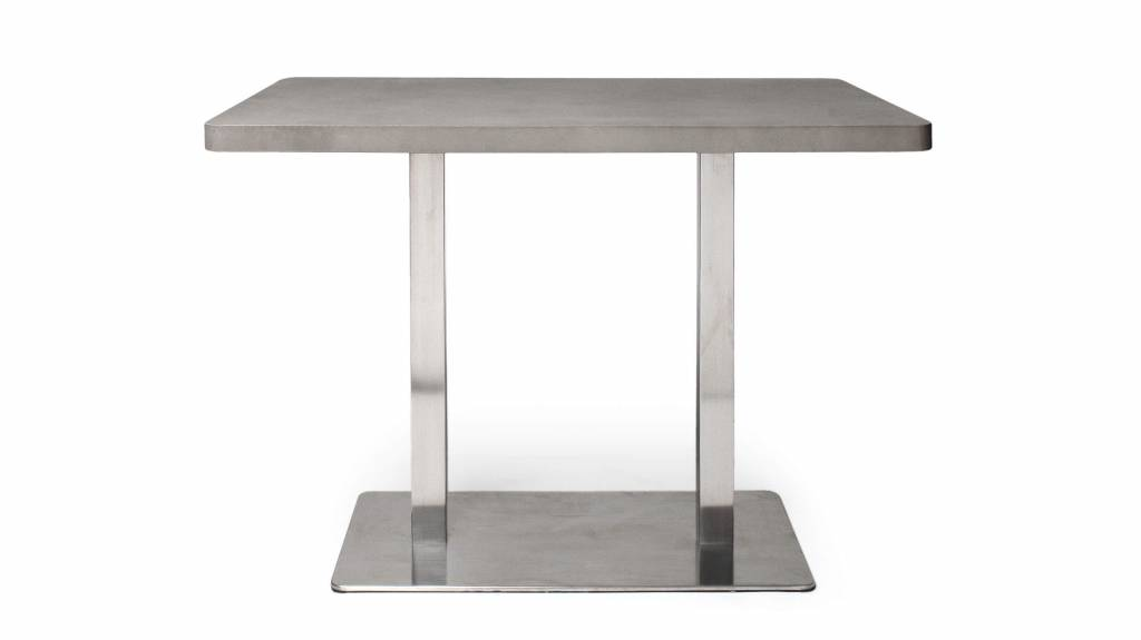 Lyon Béton Edge - dining table