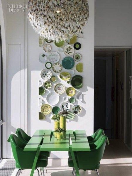 Groen, groener, groen - La Boutique Blanche