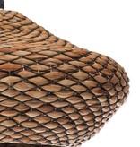 J-Line Pendant natural rattan big