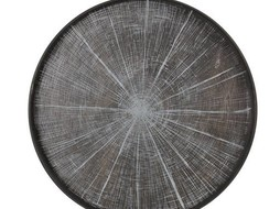 Notre monde Dienblad klein White Slice Driftwood