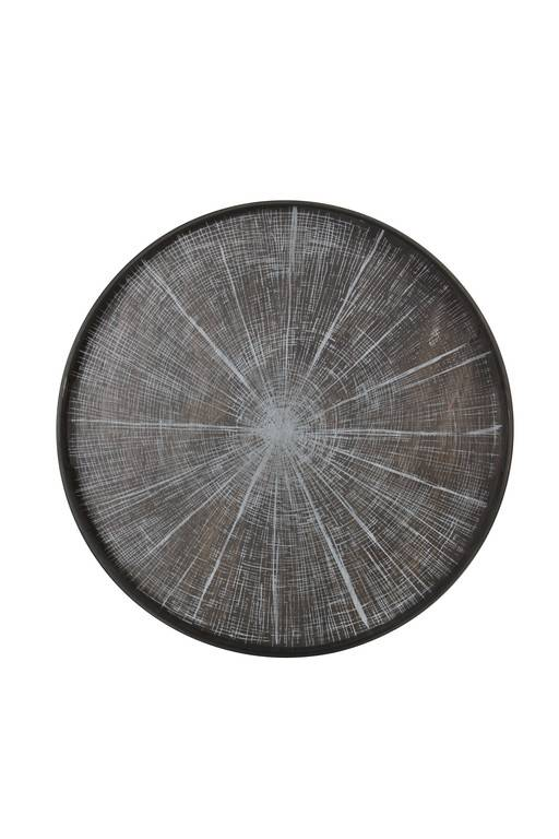 Notre monde Houten dienblad klein White Slice Driftwood