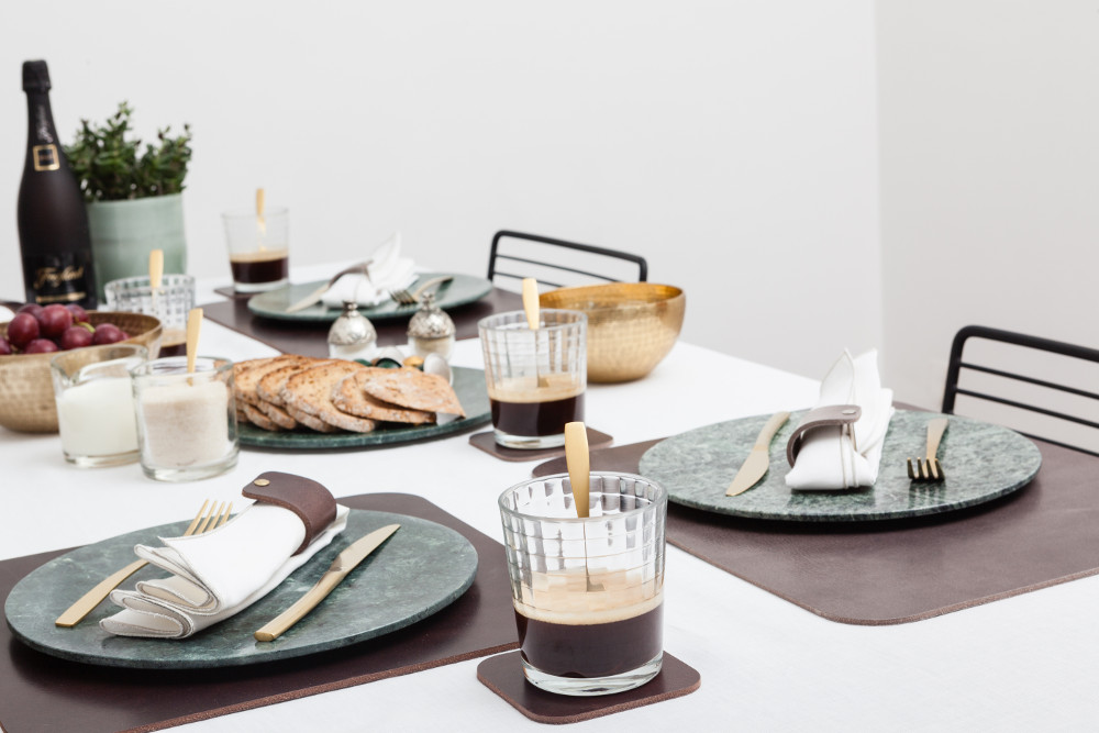 tableware collection square