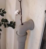 Lyon Béton Pipeline vase LARGE