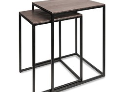 Dome Deco Nesting tables Bronze