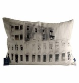 Leligne Cushion Burning Man Sand