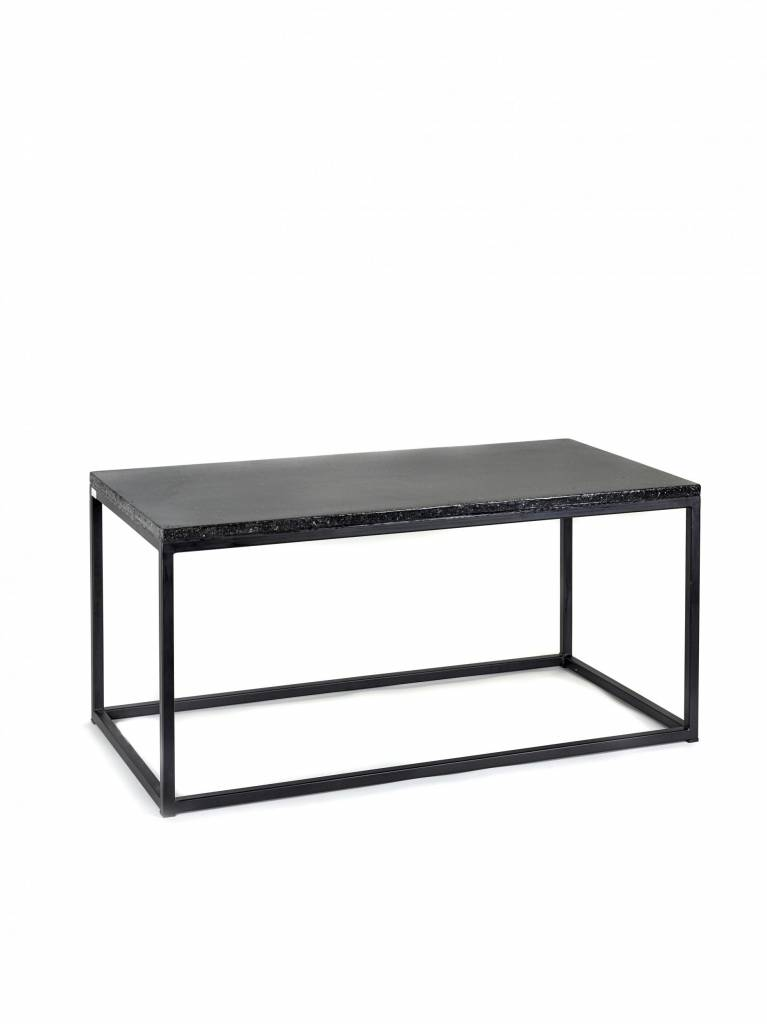 coffee table terrazzo la boutique blanche. Black Bedroom Furniture Sets. Home Design Ideas
