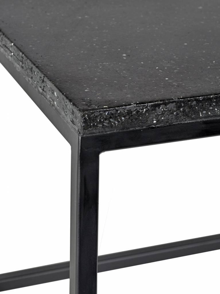 Serax Coffee table Terrazzo Black