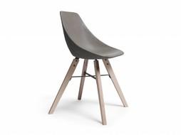 Lyon Béton Hauteville concrete chair - Copy