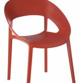 J-Line Chair Lola Red