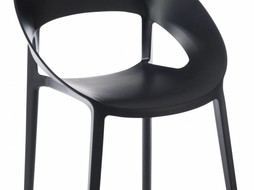 J-Line Chair Lola Black