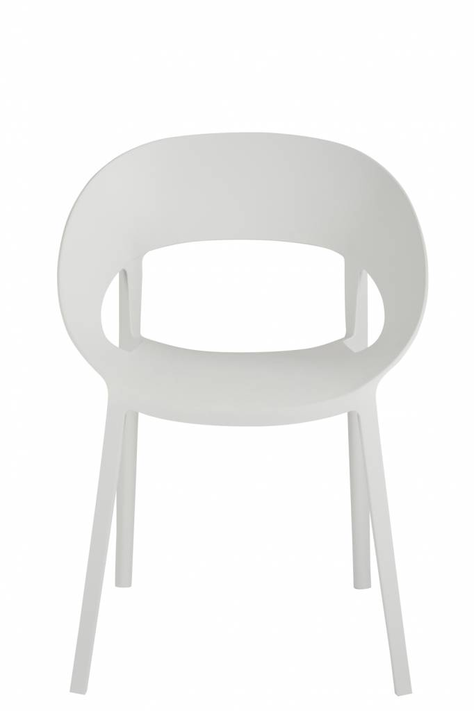 J-Line Chair Lola White
