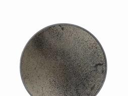 Notre monde Verouderde Spiegel rond 48cm - Brons
