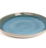 Dome Deco Turquoise serving plate