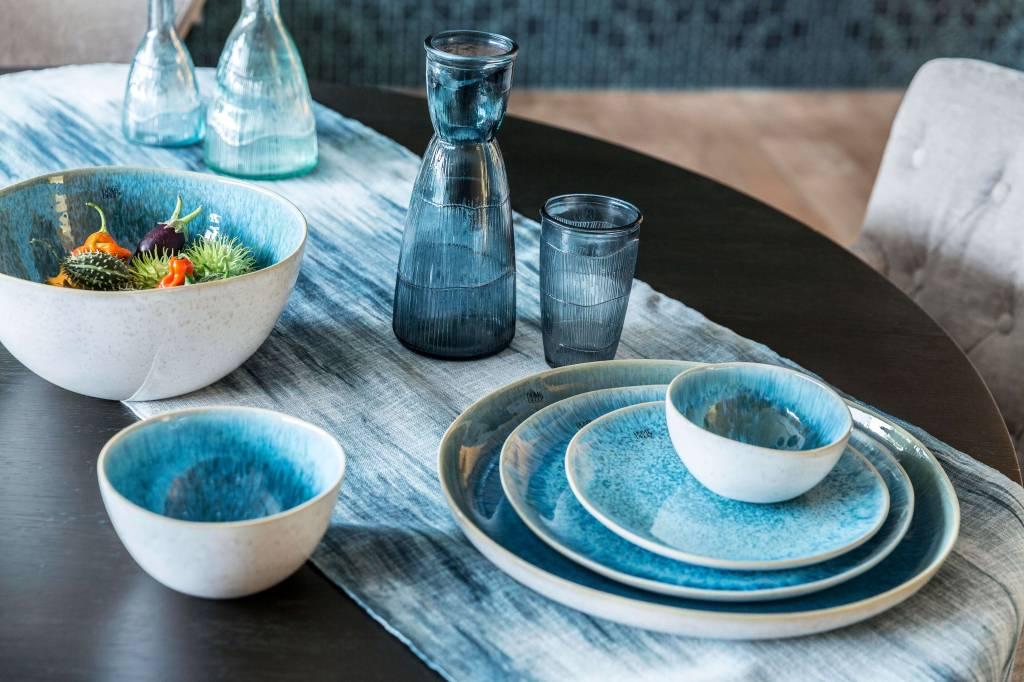 Dome Deco Salade kom Turquoise