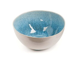 Dome Deco Turquoise serving bowl