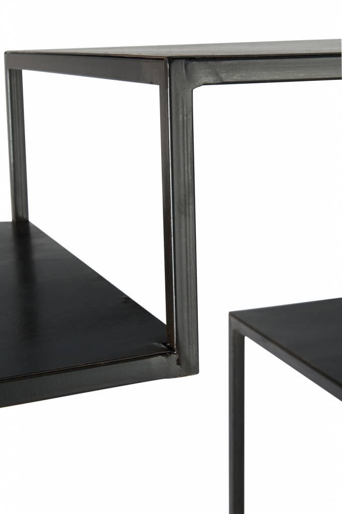 J-Line Metal book rack