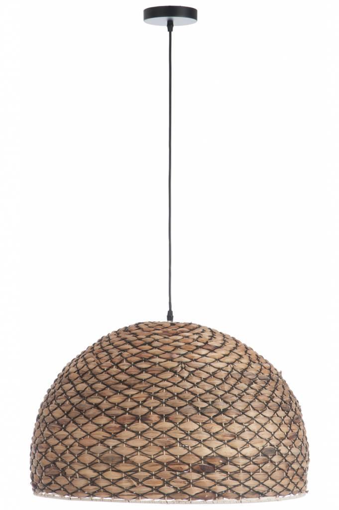 J-Line Lamp Rotan Hyacinth