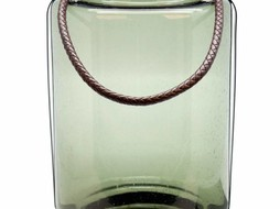 Dome Deco Hurricane lamp black L
