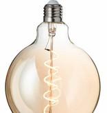 J-Line Edison Ledlamp G125 amber