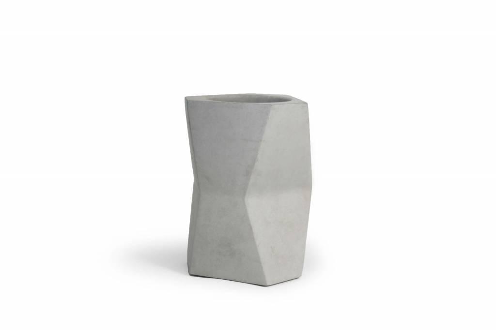 Atelier Pierre Facet wine cooler natural light grey