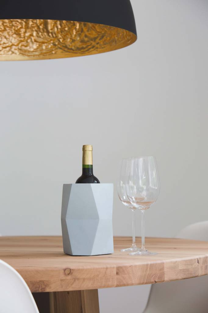 Atelier Pierre Facet wine cooler Eucalyptus