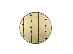 Notre monde Dienblad Brown Dots