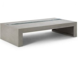 Lyon Béton Green Coffee table