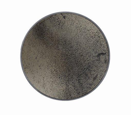 Notre monde Ronde spiegel 92 cm - Brons