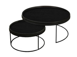 Notre monde Notre Monde Coffee table set XL
