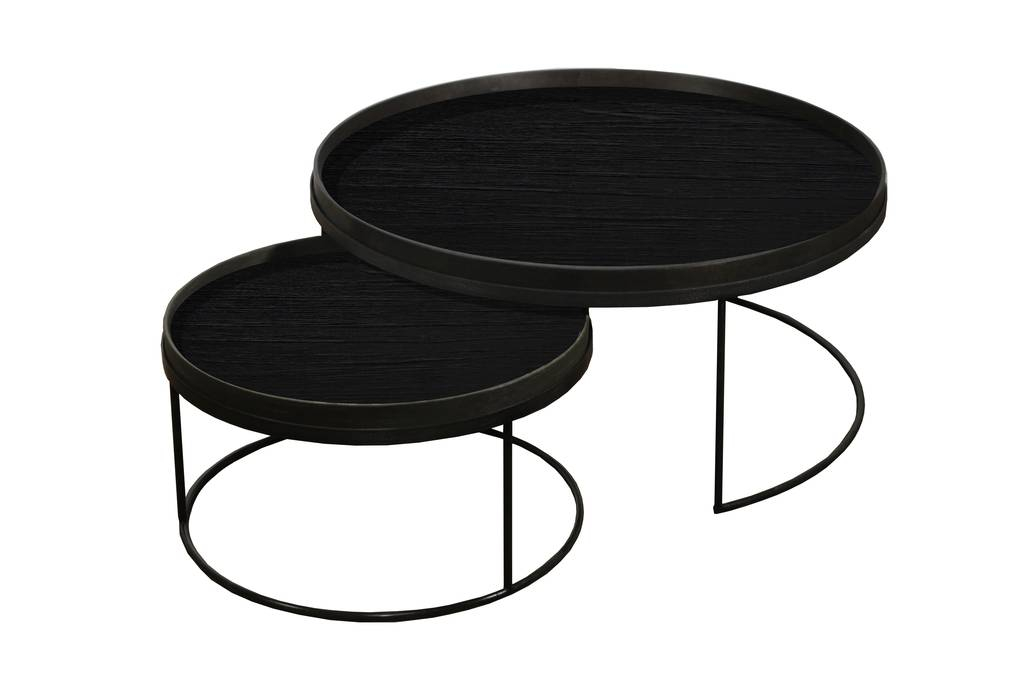 Notre monde Notre Monde Coffee table set round XL