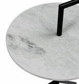 J-Line Side table round with handle