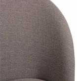 J-Line Chair Vincent grey-beige