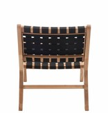 J-Line Lounge chair ethnic