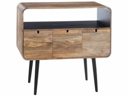 J-Line Console table Retro