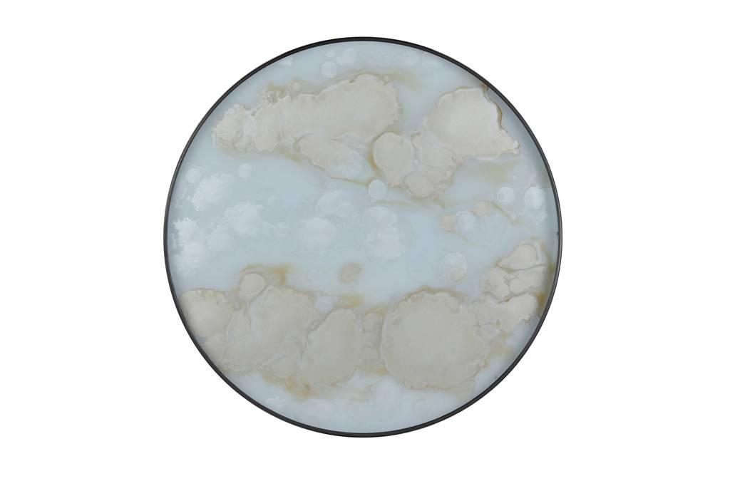 Notre monde Dienblad klein Gold Mist organic