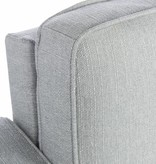 J-Line Couch - Sleeper sofa - 3 seater light blue
