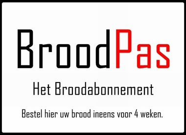 Broodpas