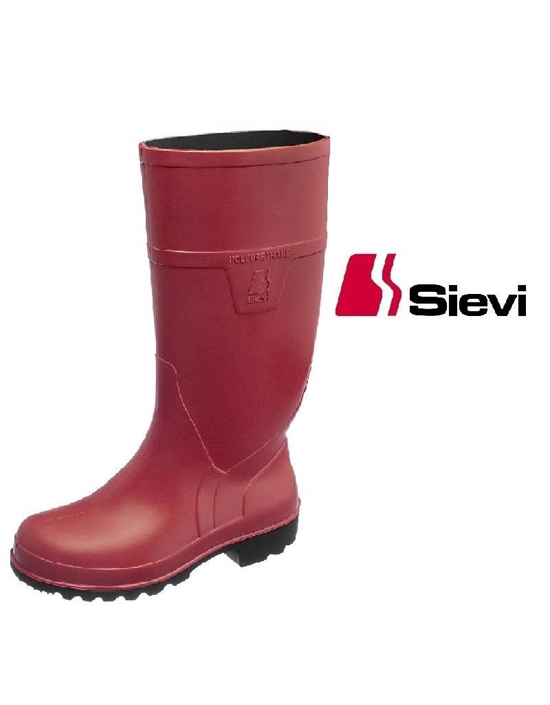 Sievi Light Boot Red.S