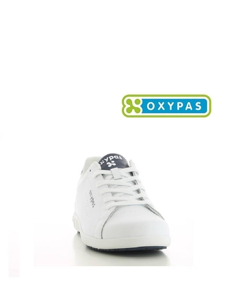 Oxypas Evan WHT - Berufsschuh ohne Kappe