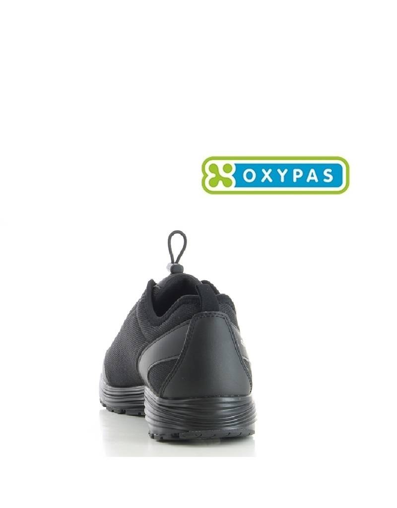 Oxypas James BLK - Berufsschuh ohne Kappe