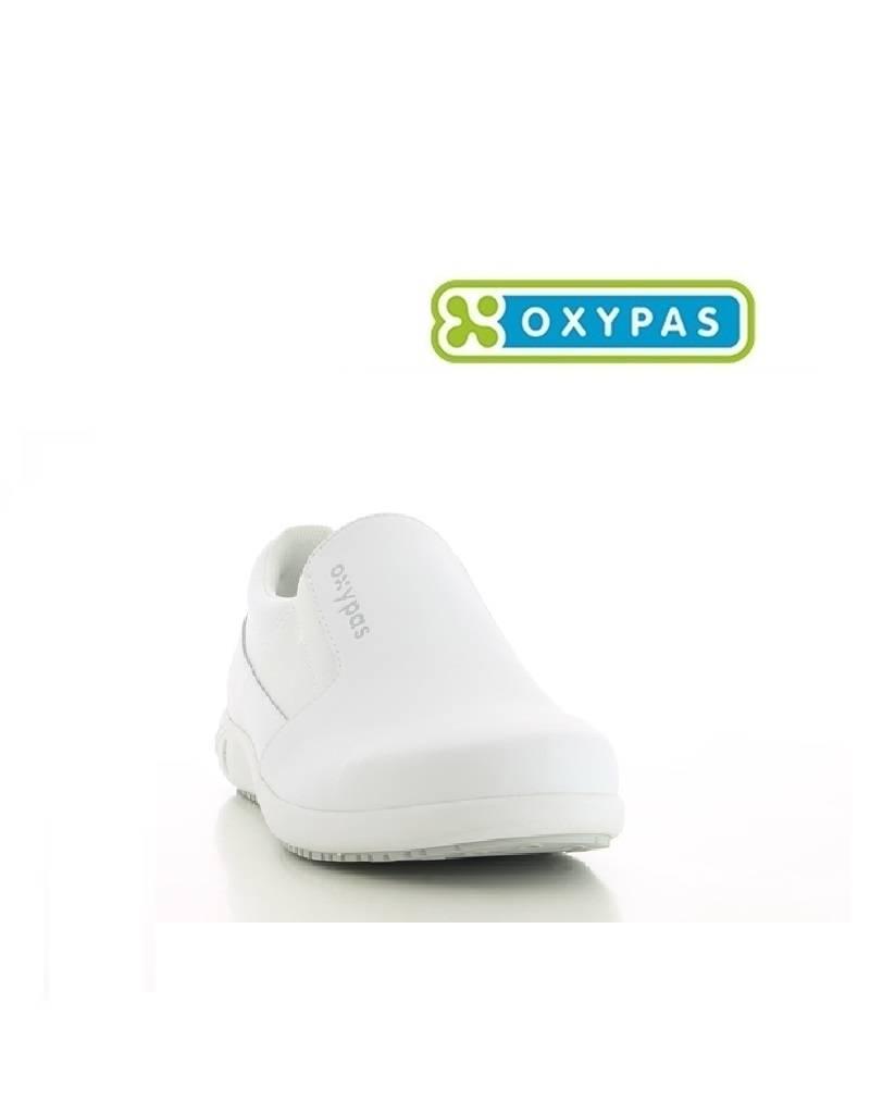 Oxypas Roy WHT - Berufsschuh ohne Kappe