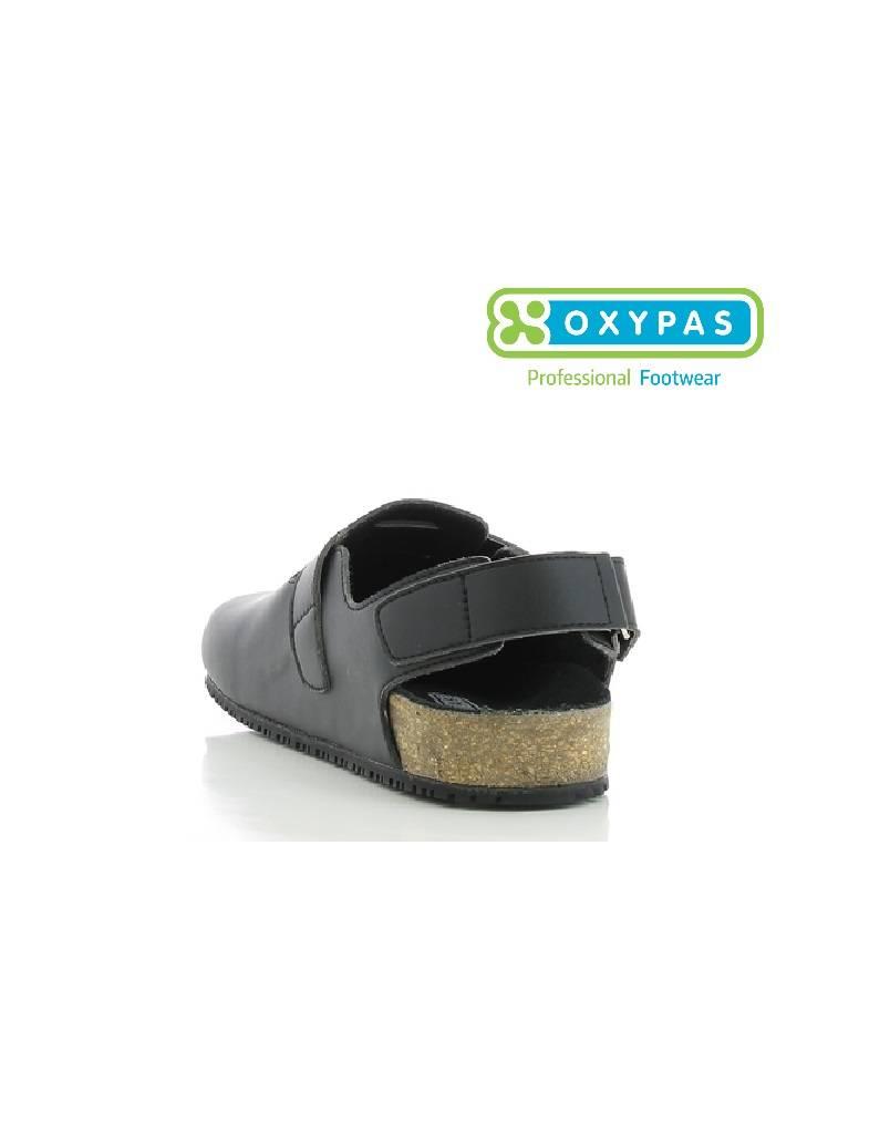 Oxypas Jeff BLK - Berufsschuh ohne Kappe