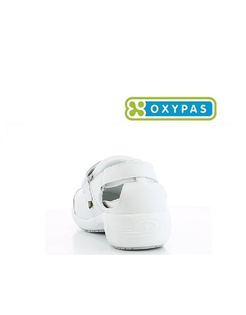 Oxypas Salma WHT - Berufsschuh ohne Kappe
