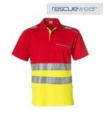 Rescuewear 33250.P3 F41 - Rescuewear Poloshirt