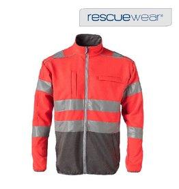Rescuewear 33350.P3 - Rescuewear Sweatjacke HiVis