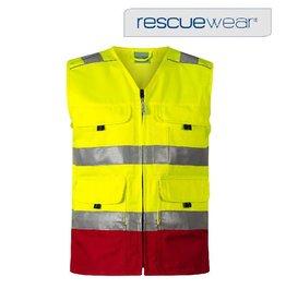 Rescuewear 33652.P3 - Rescuewear Sommerweste HiVis
