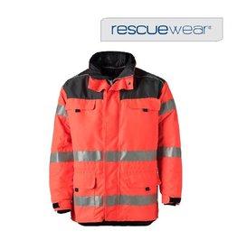 Rescuewear 33855.P3 F50 - Rescuewear Midi-Parker DRK