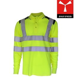Payper Guard+Winter.P2 - Polo-Shirt Langarm