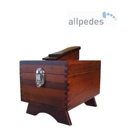 Allpedes 133311 - Schuhputzkiste