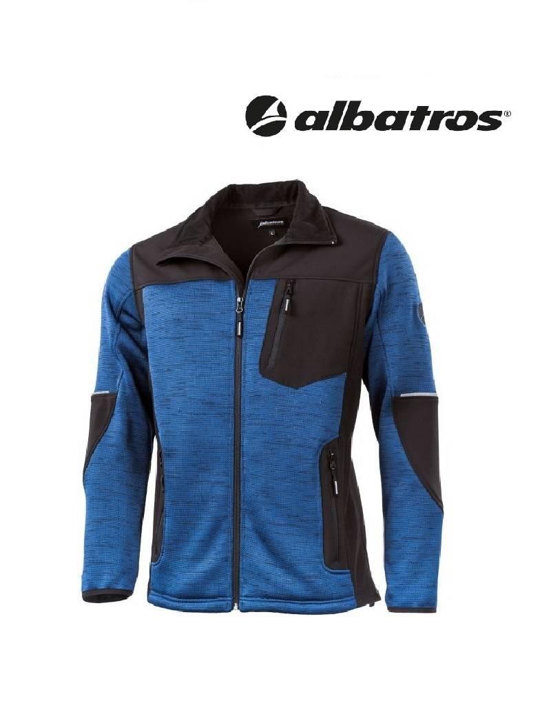 Albatros Kleider 264460.351 - Strick-/Softshelljacke